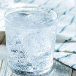 agua com gás